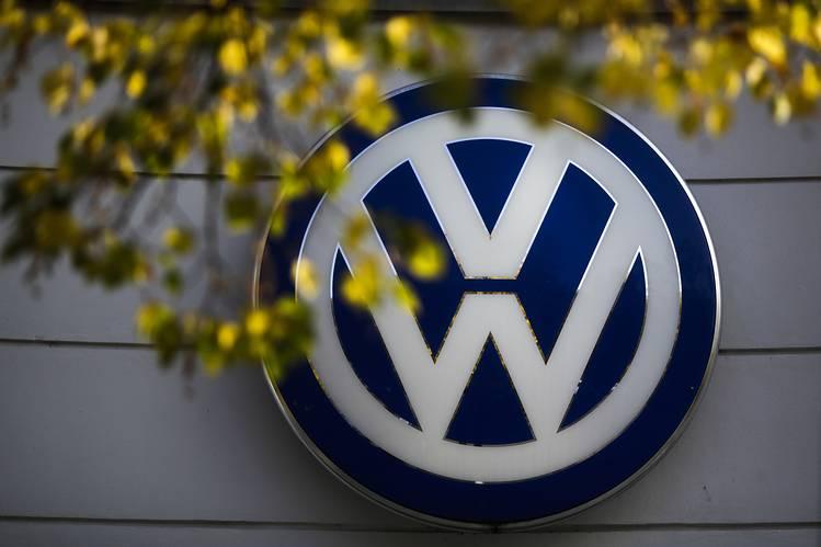 Elektrische Volkswagen auto's op retour wegens software problemen.