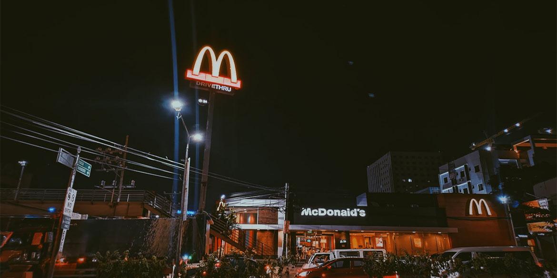 Happy Meal online bestellen via McDonald's-app