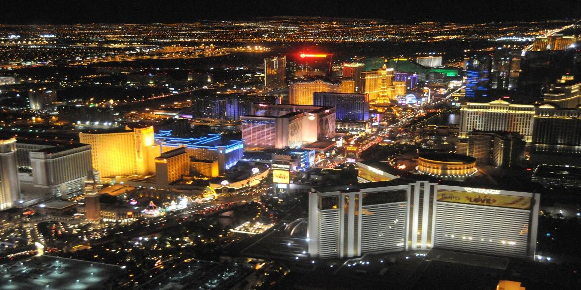 Wat kost de lockdown Las Vegas?