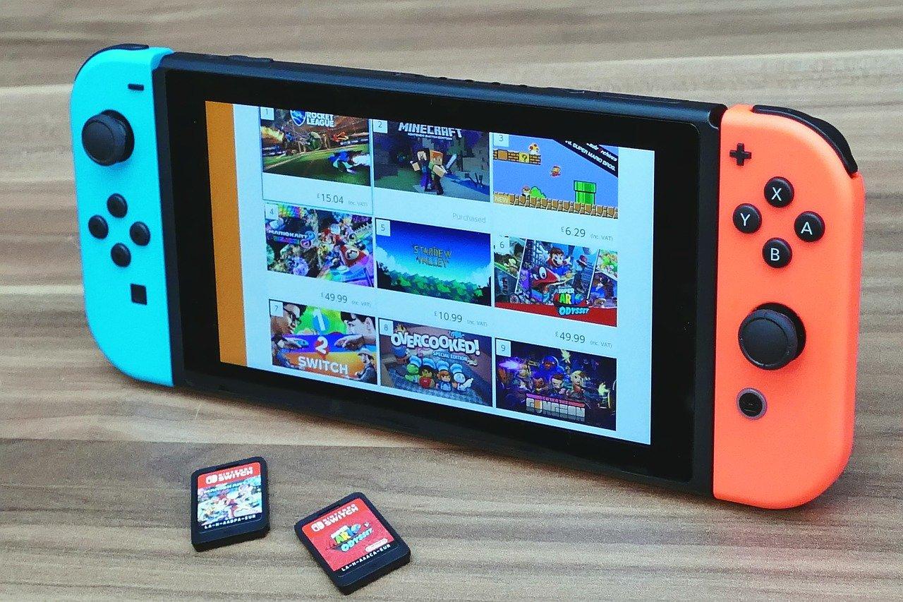 Nintendo komt met nieuwe Mario en Zelda games voor de Switch.