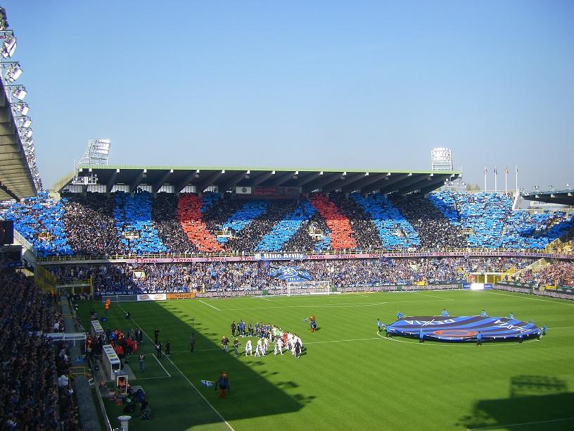 Club Brugge als eerste Belgische voetbalclub de beurs op