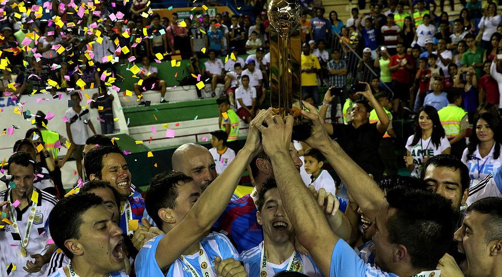 CONMEBOL zet streep door Copa América in Argentinië
