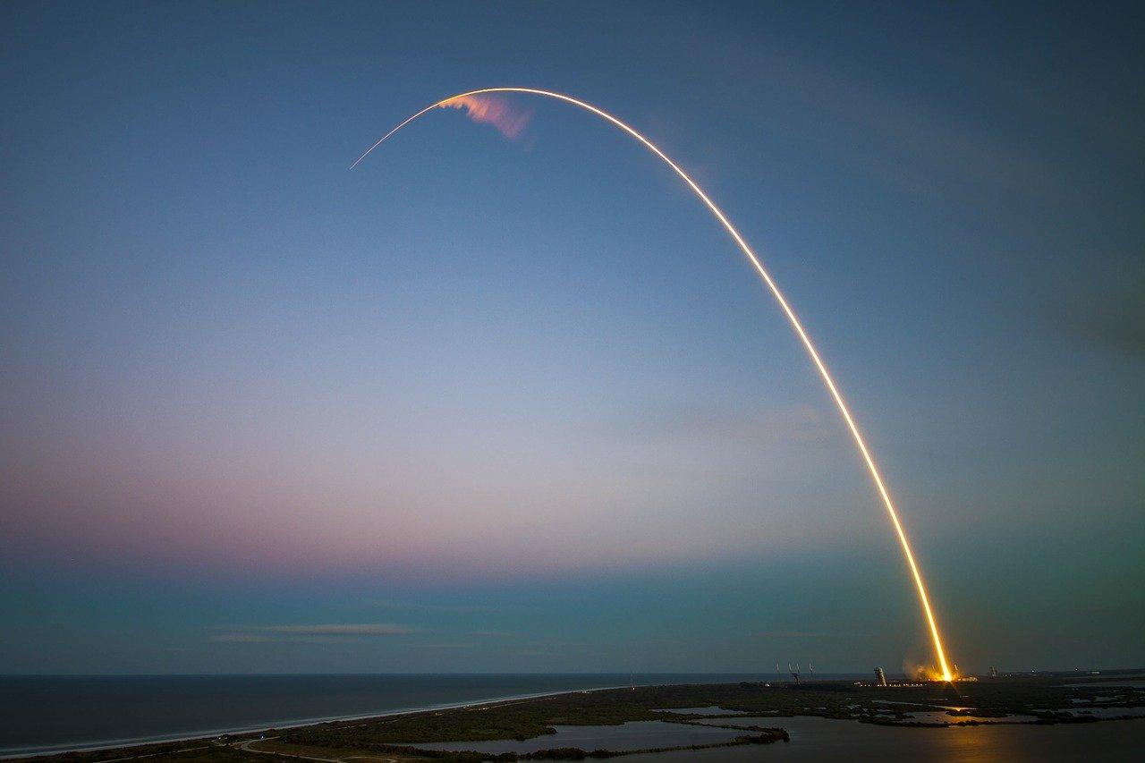 Chinese raket crasht waarschijnlijk op aarde