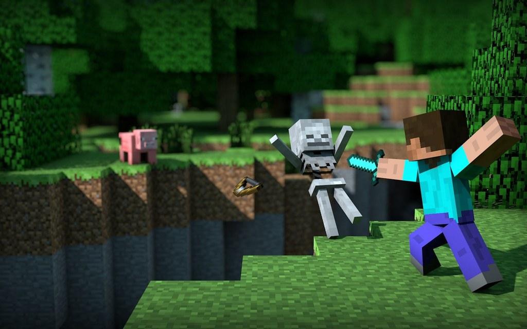 In-game uitgaven Minecraft Mobile tikt bijna de 60 miljoen dollar aan
