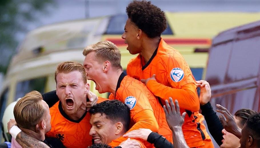 EK onder 21: Nederland wint van favoriet Frankrijk