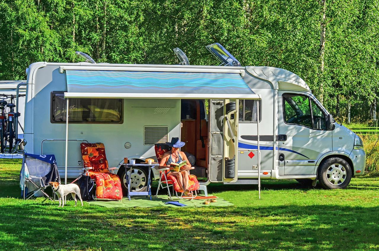 Recordaantal nieuwe en gebruikte caravans verkocht