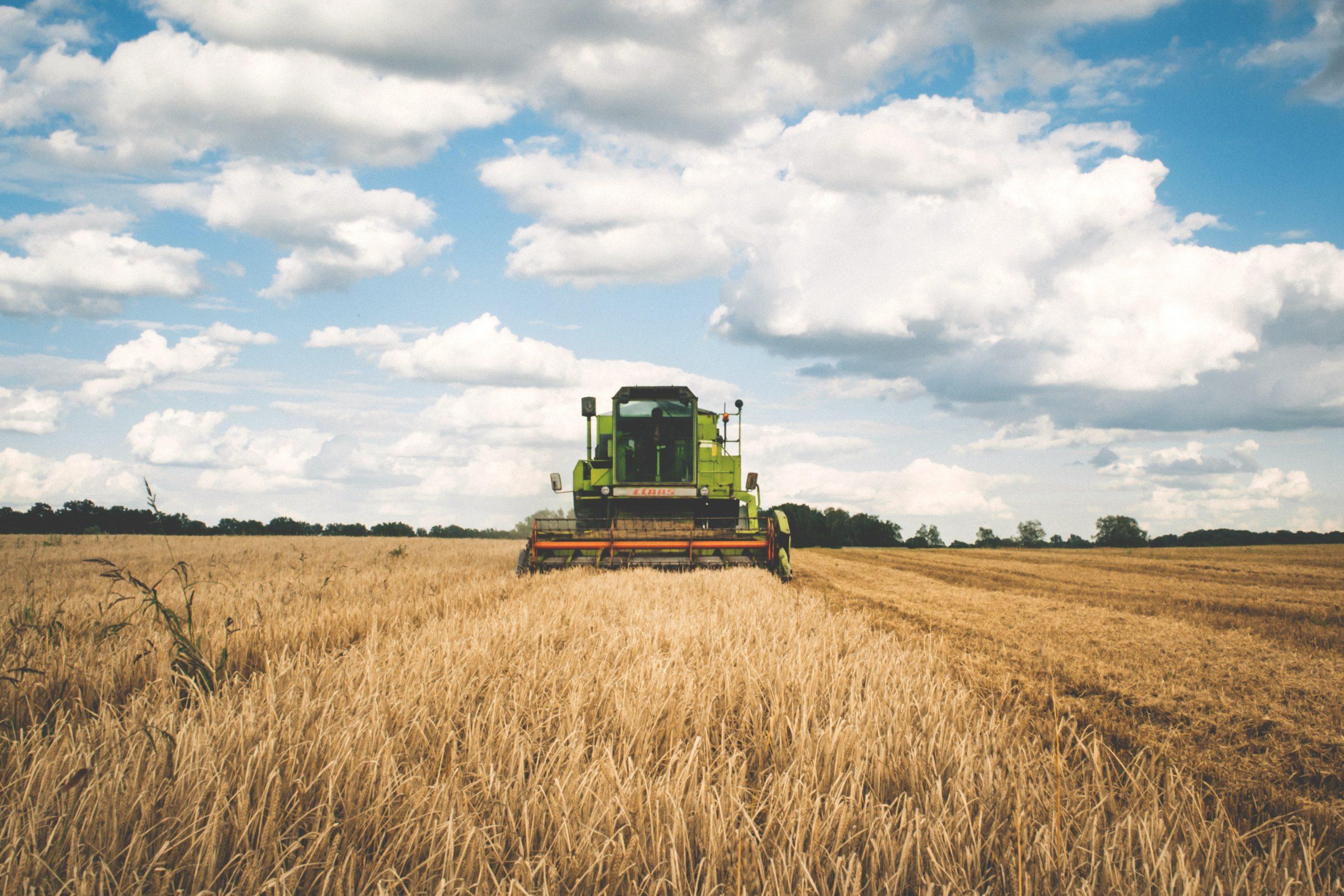 Richard's Blog: Het nieuwe normaal vraagt om innovaties in de landbouwsector